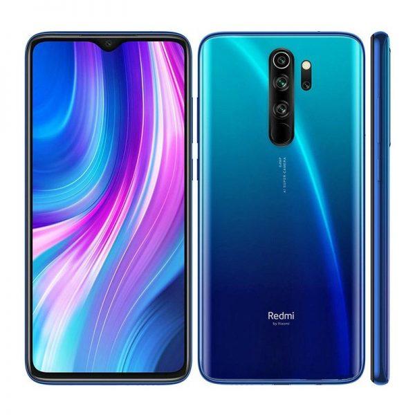 xiaomi redmi note 8 pro 64gb dual sim azul