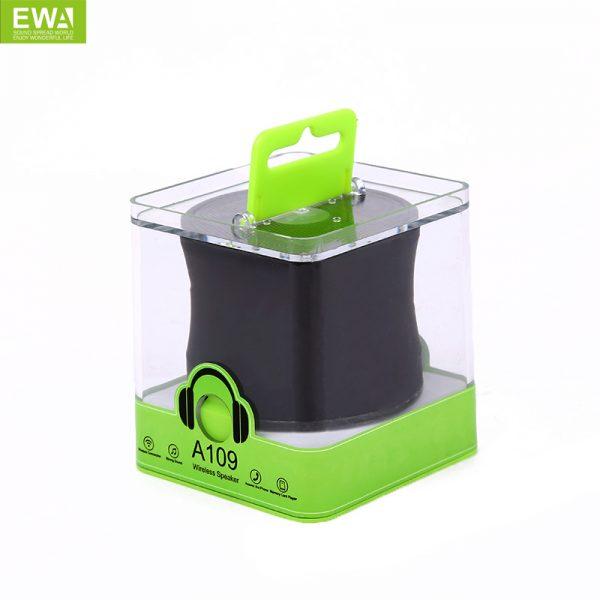 Altavoz Bluetooth inal mbrico EWA A109 altavoz peque o de alta fidelidad port til para tel
